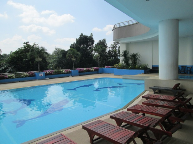 Loei Palace Hotel Pool