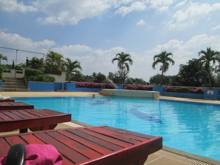 Loei Palace Hotel Pool