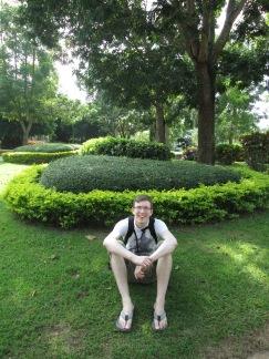 Jack in Kut Pong Public Park