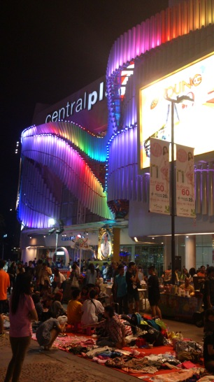 Central Plaza New Year 2014