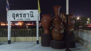 Udon Thani Train Station