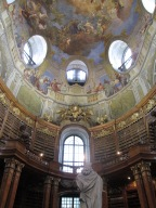 Ceiling of the Austrian National Library
